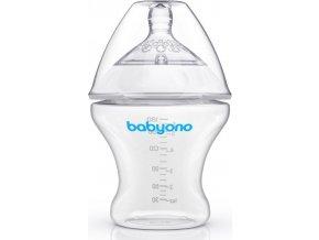 BabyOno Láhev antikoliková NATURAL NURSING 180 ml