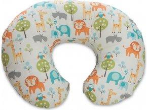 Chicco Polštář na kojení Boppy Peaceful Jungle