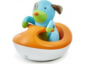 Skip Hop Zoo hračka do vody - Pejsek na vodním skútru 12m+