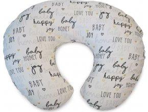 Chicco Polštář na kojení Boppy - Hello Baby