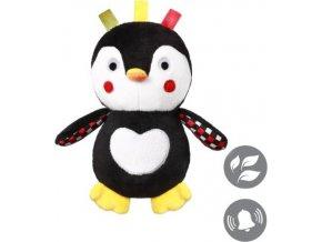 BabyOno Hračka plyšová C-MORE tučňák Connor 17x24cm