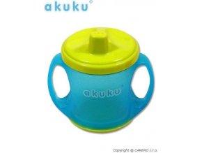 Barevný kouzelný hrníček Akuku modrý