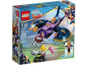 LEGO Super Heroes 41230 Batgirl a honička v Batjetu