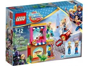 LEGO Super Heroes 41231 Harley Quinn spěchá na pomoc