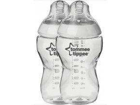Láhev Tommee Tippee C2N 340 ml 2ks