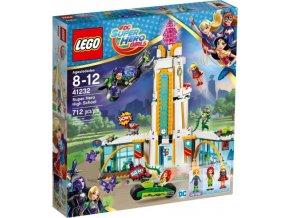 LEGO Super Heroes 41232 Střední škola pro super hrdiny