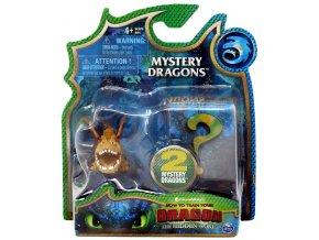 Draci 3 dragon sberatelska figurka flakota prekvapeni