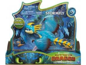 Draci 3 - Dragon Velká Buřina