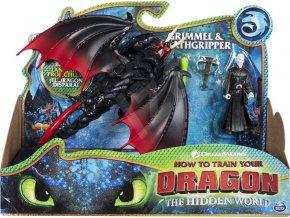 Draci 3 - Dragon Jedosmrťák a viking