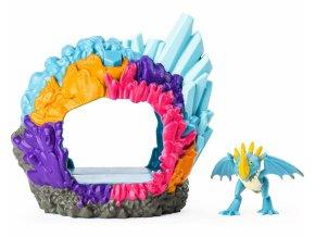 Draci 3 dragon draci jeskyne burina