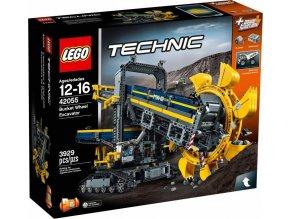 LEGO Technic 42055 Těžební rypadlo