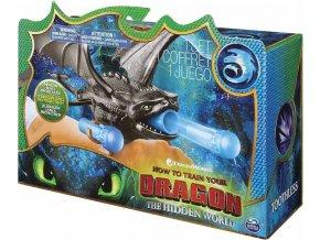Draci 3 - Dragon Dračí kanon na zápěstí Bezzubka
