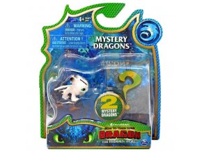 Draci 3 dragon sberatelske figurky beska prekvapeni