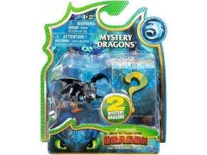 Draci 3 dragon sberatelske figurky bezzubka prekvapeni
