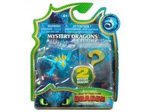 Draci 3 dragon sberatelske figurky burina prekvapeni