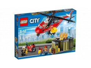 LEGO City 60108 Hasičská zásahová jednotka