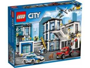 LEGO City 60141 Policejní stanice