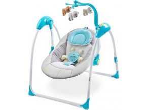 Dětská houpačka CARETERO LOOP blue