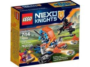 LEGO Nexo Knights 70310 Knightonův bitevní odpalovač