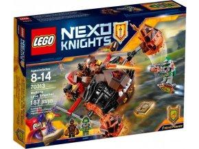 LEGO Nexo Knights 70313 Moltorův lávový drtič