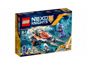 LEGO Nexo Knights 70348 Lance a turnajový vůz