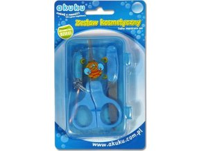 Dětská manikúra Akuku modrá