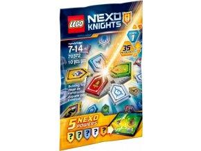 LEGO Nexo Knights 70372 Combo NEXO Síly - 1. sada