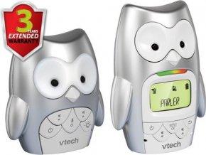 Elektronická chůvička Vtech BM2300 Sovičky s displejem