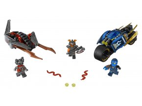 LEGO Ninjago 70622 Pouštní blesk