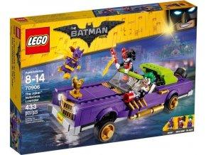 LEGO Batman Movie 70906 Joker a jeho vůz Notorious Lowrider