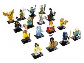 LEGO Minifigurky 71011 15. série
