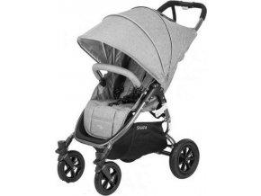 valco baby Kočárek sportovní Valco Snap 4 Sport Tailor Made Grey Marle metalická šedá konstrukce