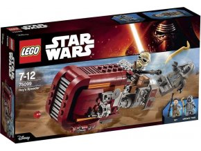 LEGO Star Wars 75099 Reyin speeder