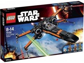 LEGO Star Wars 75102 Poeova stíhačka X-Wing