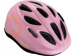 Hamax Cyklohelma Skydive Pink S 50-55