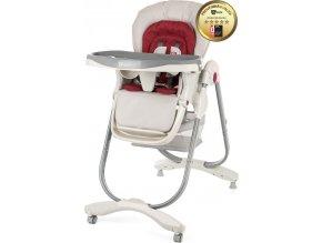 Gmini Židlička jídelní Mambo Ruby