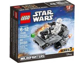 LEGO Star Wars 75126 Snowspeeder Prvního řádu