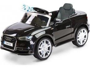 Elektrické autíčko Toyz AUDI A3-2 motory black