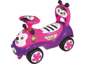 Odrážedlo Baby Mix Happy Bee pink