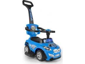 Dětské jezdítko 2v1 Milly Mally Happy blue