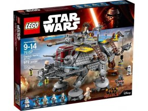 LEGO Star Wars 75157 AT-TE kapitána Rexe