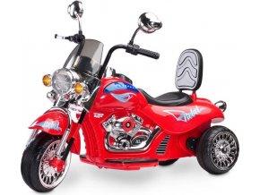 Elektrická motorka Toyz Rebel red