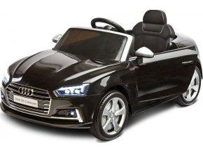 Elektrické autíčko Toyz AUDI S5 - 2 motory black