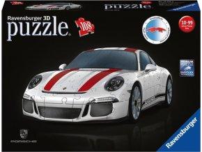 Ravensburger 12528 Puzzle 3D Porsche 911R 108d.