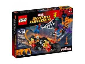 LEGO Super Heroes 76058 Spiderman: Ghost Rider vstupuje do týmu