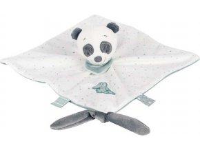 Nattou Hračka mazlíček panda Loulou LLH