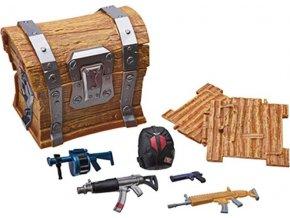 Fortnite Loot chest sběratelské doplňky pro 10cm figurky 7ks A