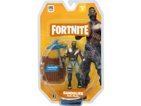Fortnite Bandolier sběratelská figurka 10 cm