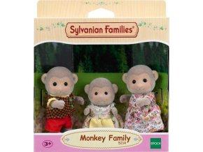 Sylvanian Families 5214 Rodina Opičky