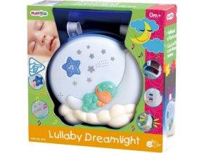 PlayGo noční lampička modrá